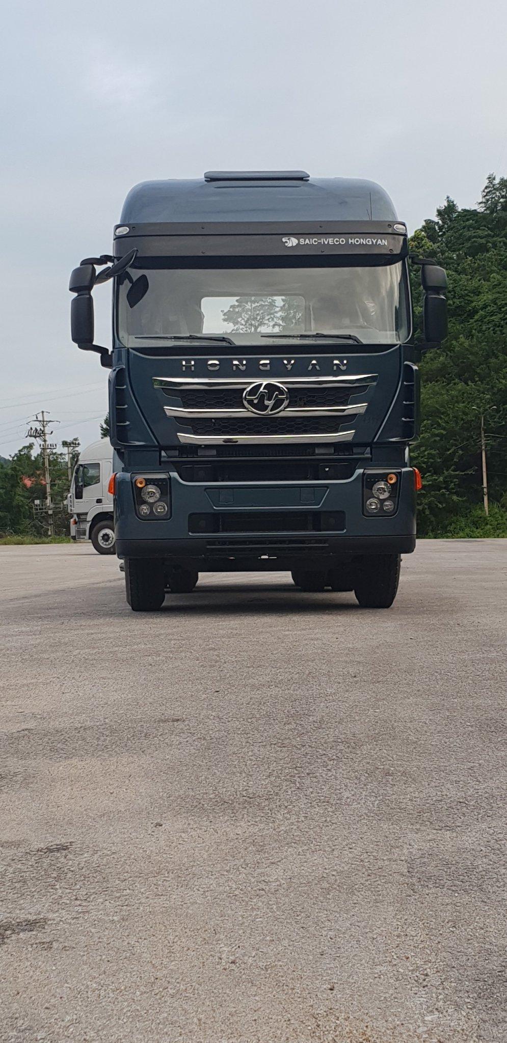 Cabin xe đầu kéo Iveco Hongyan