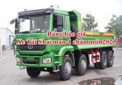 Shacman 4 chân